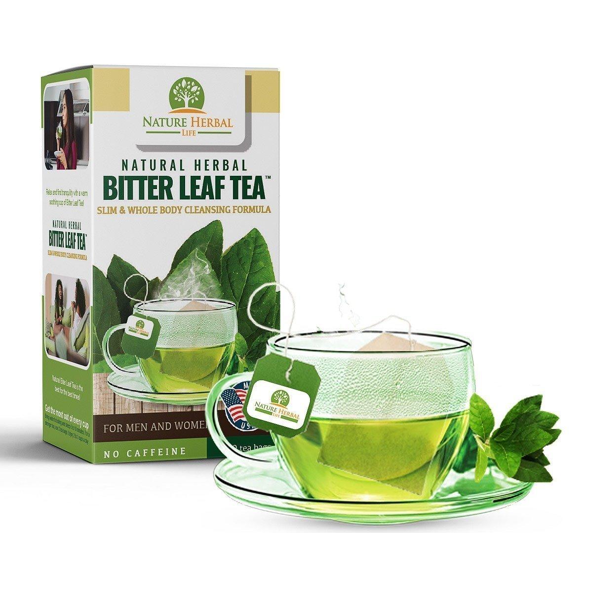 Bitter Leaf Tea | Thé à la feuille amère