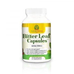 Bitter Leaf Capsules