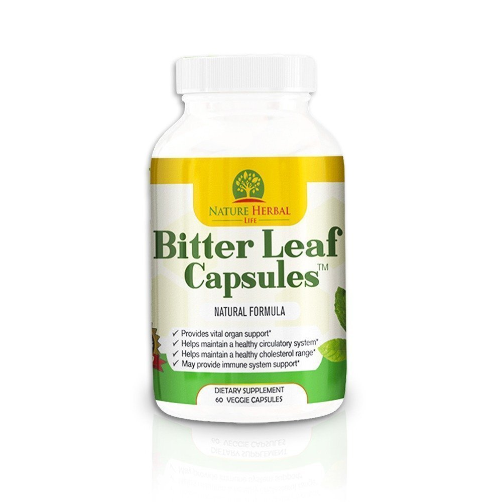 Bitter Leaf Capsule