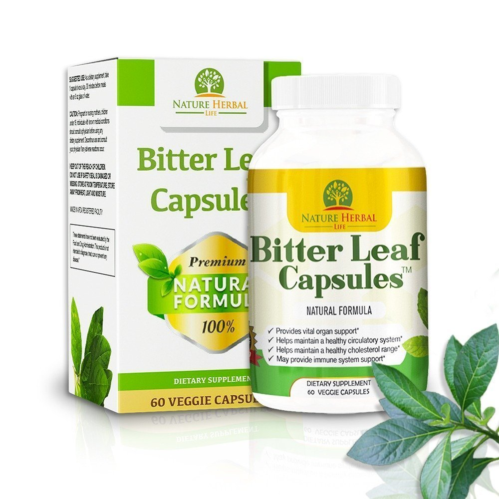 Bitter Leaf supplement