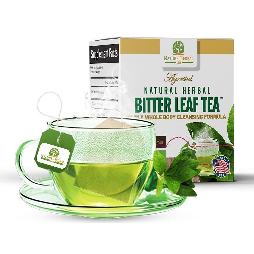 small tea box