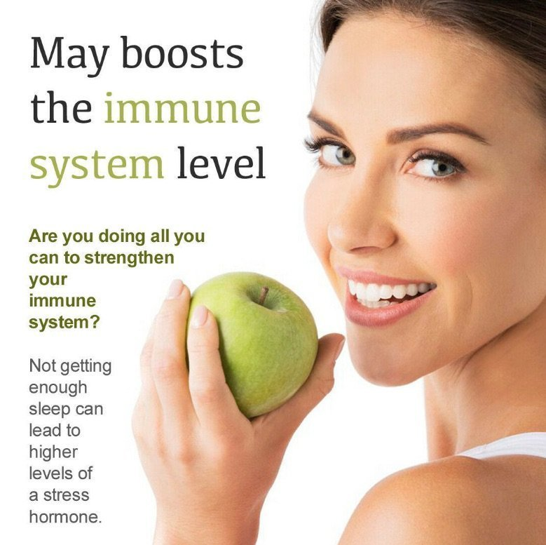 IMMUNE BOOSTER POSTER