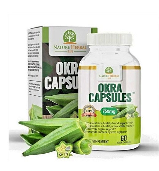 OKRA CAPSULES 2222