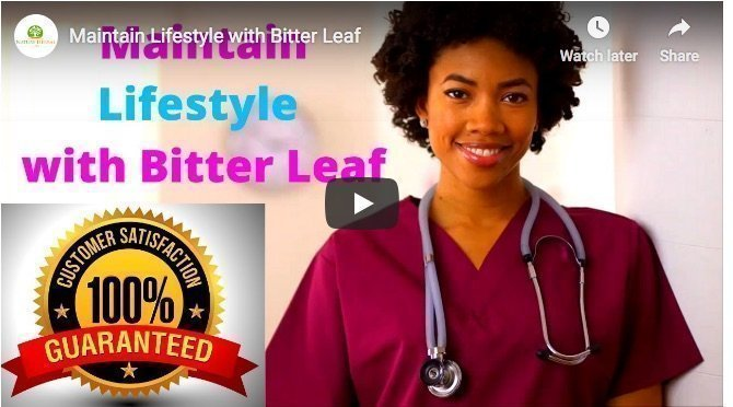 Bitter Leaf Capsules voted Best Dietary supplement of 2019